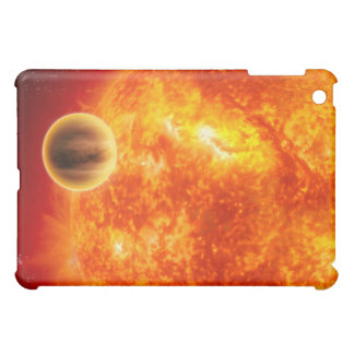 A gas-giant exoplanet iPad mini cover