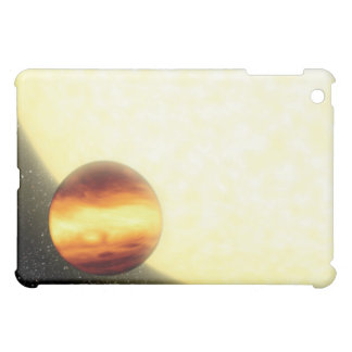 A gas-giant planet orbiting very close iPad mini cover