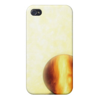 A gas-giant planet orbiting very close iPhone 4 cases