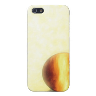 A gas-giant planet orbiting very close iPhone 5 cover