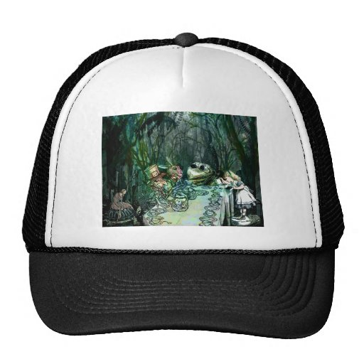 A GATHERING FOR TEA WITH ALICE.jpg Mesh Hats