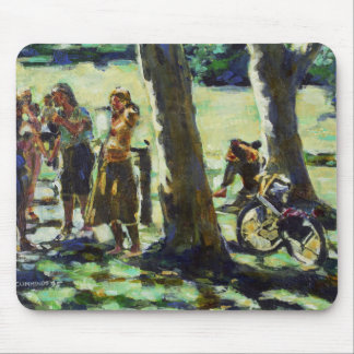 A Gathering Mouse Pad