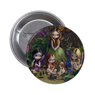 """A Gathering of Faeries"" Button"