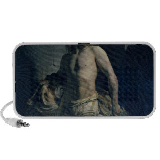 A Gaul and his Daughter Imprisoned in Rome, 1847 Notebook Speaker