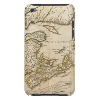 A General Map of the Northern British Colonies iPod Case-Mate Case