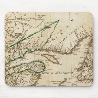 A General Map of the Northern British Colonies Mouse Mat