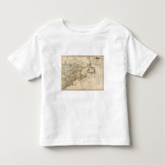 A General Map of the Northern British Colonies Toddler T-Shirt
