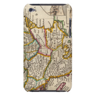 A general map of Turkey in Europe Case-Mate iPod Touch Case