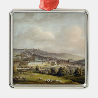 A General View of Bath, from 'Bath Illustrated by Christmas Ornament