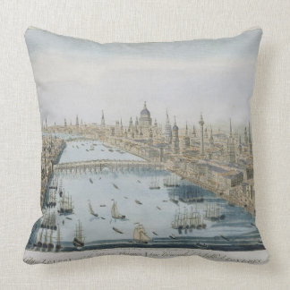 A General View of the City of London and the River Cushion