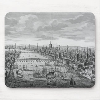 A General View of the City of London Mouse Pad