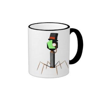 A Gentleman s Microorganism Coffee Mug