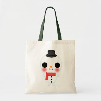 A Gentleman Snowman Bag