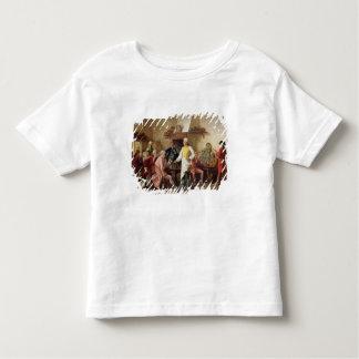 A Gentleman's Debate, 1881 (oil on panel) Toddler T-Shirt