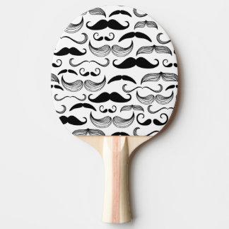 A Gentlemen's Club. Mustache pattern 2