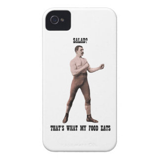 A Genuine Overly Manly Man iPhone 4 Cover
