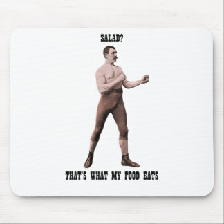 A Genuine Overly Manly Man Mousepads