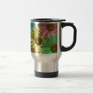 A Gerber Daisy Design Mug