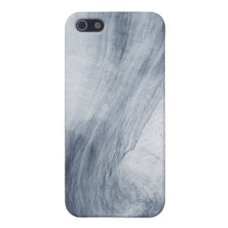 A giant whirlpool cloud swirls above the sea iPhone 5 cover