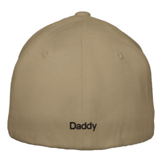 A gift for dads embroidered hat