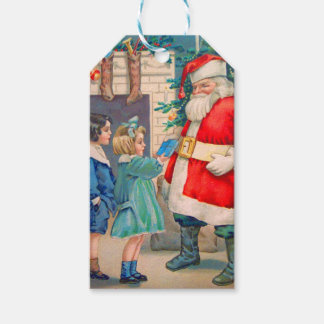A Gift for Santa Gift Tags