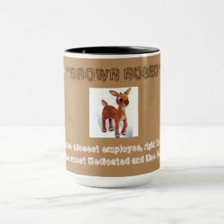 A gift for that one employee in every office! mug