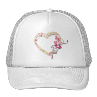 A gift for Valentine - Mesh Hat