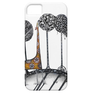 A giraffe named Kennett Case For The iPhone 5