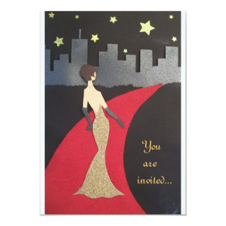 A glamorous invitation, for any event