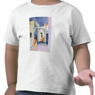 A Glance Down an Alley Shirt