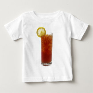A Glass of Iced Tea Baby T-Shirt