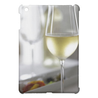 A glass of white wine 2 iPad mini cases
