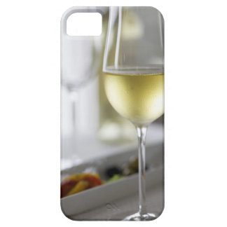 A glass of white wine 2 iPhone 5 cases