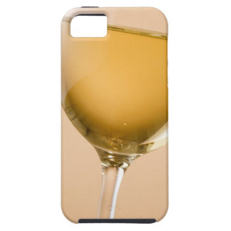 A glass of white wine tough iPhone 5 case