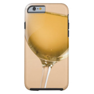 A glass of white wine tough iPhone 6 case