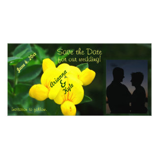 A Glimmer of Hope Save the Date Photo Card