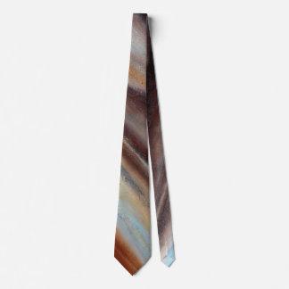 A Glimpse of Blue Neck Tie