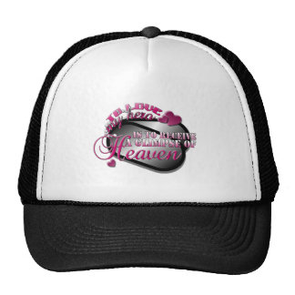 A glimpse of heaven trucker hats
