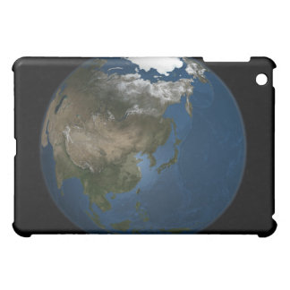 A global view over Asia with Arctic sea ice Case For The iPad Mini