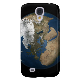 A global view over Europe and Scandinavia Galaxy S4 Case