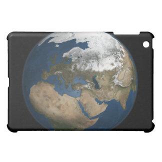 A global view over Europe and Scandinavia iPad Mini Case