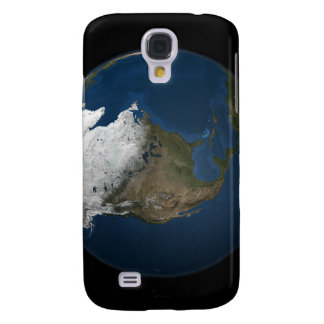 A global view over North America Galaxy S4 Case