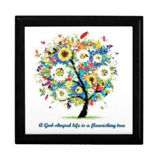 A God-Shaped Life is A Flourishing Tree Gift Box