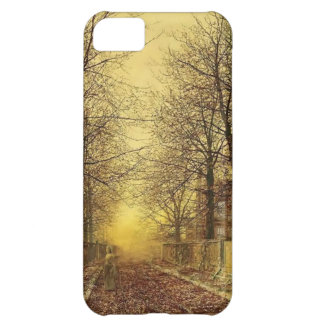 A Golden Country Road by John Atkinson Grimshaw Cover For iPhone 5C