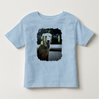 """A Golden Day for Sailing"" Kid's T-shirt"