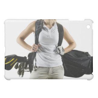 A golfer 2 iPad mini covers