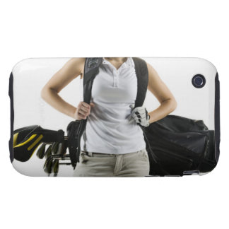 A golfer 2 iPhone 3 tough covers