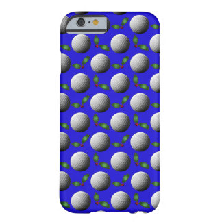 A Golfing Christmas iPhone 6 Case