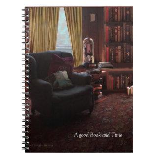 'A Good Book' - Notebook