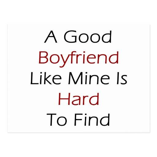 where to find a good boyfriend